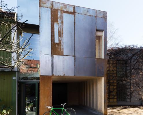Tilbygg Tandberg Arkitekter